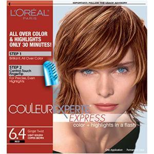 L'Oréal Paris Couleur Experte 2-Step Home Hair Color & Highlights Kit