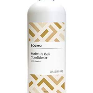 Amazon Brand - Solimo Moisture Rich Conditioner