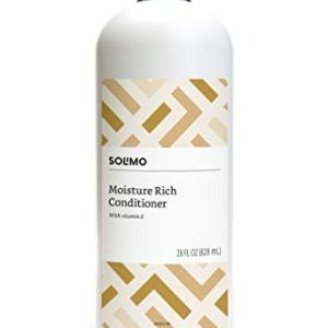Amazon Brand - Solimo Moisture Rich Conditioner