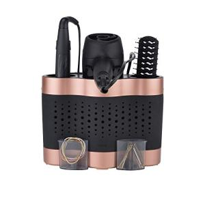 Minky Homecare Styling Dock Hair Tool Storage, Rose Gold