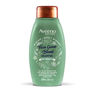 Aveeno Scalp Soothing Fresh Greens Blend Shampoo, 12 Ounce