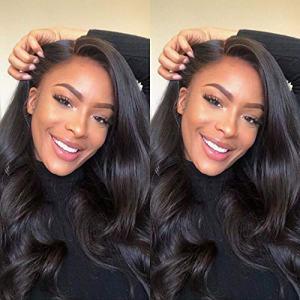 """Gabrielle Weave Hair (14"""" 16"""" 18"""") Body Wave Hair Brazilian 3 Bundles"""