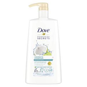 Dove Nourishing Secrets Shampoo with Pump Coconut & Hydration