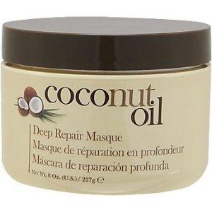 Hair Chemist Coconut Repair Masque, Hair Mask Deep Conditioning Hair Treatment