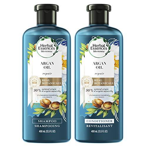 Herbal Essences Argan Oil, Shampoo and Conditioner