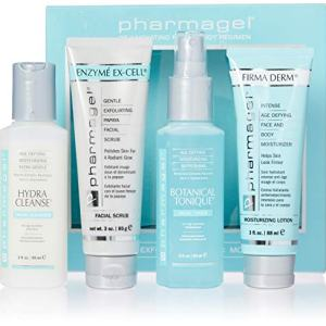 Pharmagel Rejuvenating face & body basic regimen