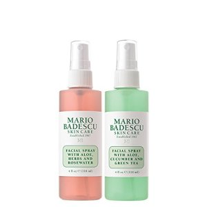 Mario Badescu Facial Spray Herbs/Rosewater and Cucumber/Green Tea