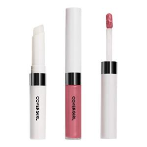 Covergirl Outlast All-Day Lip Color With Topcoat, Always Rosy