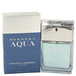 Herrera Aqua by Carolina Herrera Men's Eau De Toilette Spray