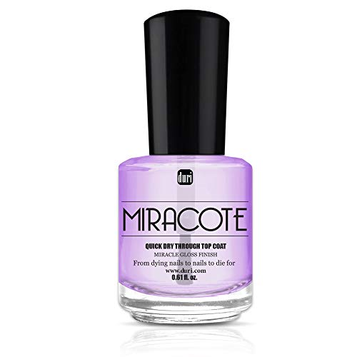 duri Miracote Super Fast Dry Through Top Coat