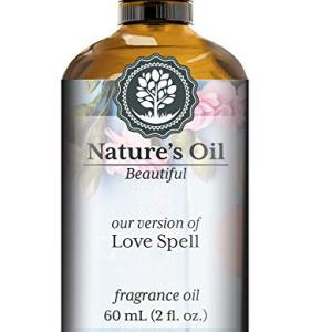 Love Spell Fragrance Oil (60ml) For Perfume, Diffusers, Soap Making