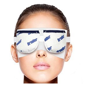 Bruder Hygienic Eyelid Cleansing Sheets Micro Fine Individually Wrapped Untreated