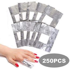 ECBASKET Nail Polish Remover Gel Polish Remover Soak Off Foils