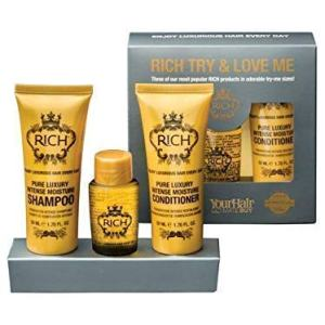 RICH Pure Luxury Try & Love Me Kit - Intense Moisture Shampoo