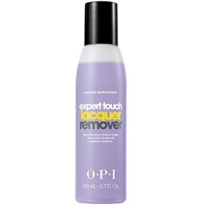 OPI Nail Polish Remover, Expert Touch, Non-Drying Formula