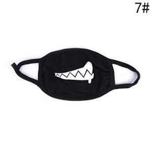 1PCSCotton Dustproof Mouth Face Mask Anime Cartoon Kpop Lucky Bear