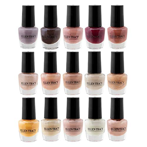 Ellen Tracy The Best Nudes MINI Nail Polish Collection