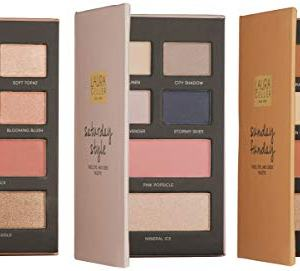 LAURA GELLER NEW YORK The Weekender Face Eye And Cheek Palettes