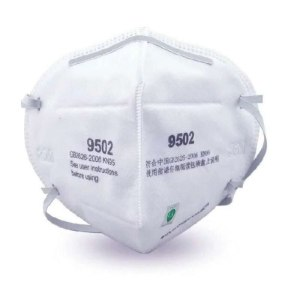 Particulate Respirator Face Mask With Without Cool Flow Valve Breathable And Comfortable For Blocking Dust