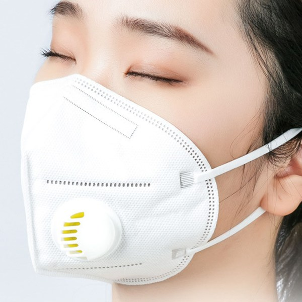 10PC KN95 Protective Masks Pm2.5 Face Mouth Mask Facia Dust Filter Respirator Protection Cover N95 Kf94 FFP2 FFP3