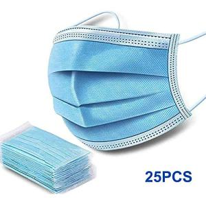 ZAIPP 25 Pieces Hygiene And Protection Against Surgical Dust Waterproof Cover