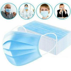10/20/30/40/50/100pcs mouth mask Men Women Cotton Anti Dust Mask Mouth Mask Windproof Mouth-muffle Bacteria Proof Flu Face Masks