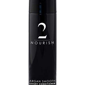 Jon Renau Argan Smooth Luxury Conditioner for Human Hair Wigs, 8.5 Ounce