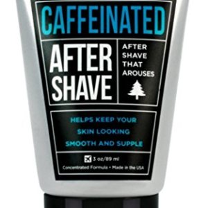 Pacific Shaving Company Caffeinated Shaving Cream - Helps Reduce Appearance of Redness, With Safe, Natural, and Plant-Derived Ingredients, Soothes Skin, No Parabens, Made in USA, 3 oz. (3-pack)
