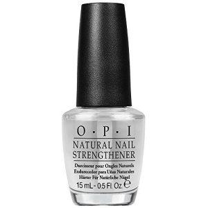 OPI Natural Nail Strengthener, Nail Polish Treatment, 0.5 Fl Oz