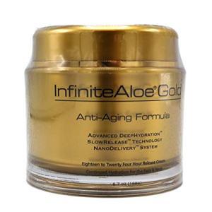 Infinite Aloe Gold Anti-Aging Formula 6.7 oz. Jar