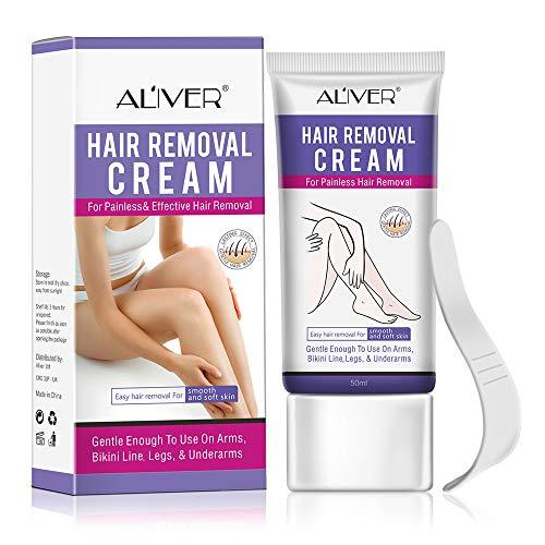 Hair Remover Cream,Depilatory Cream Sensitive Formula, Skin Friendly Model: WEIDA SIGN