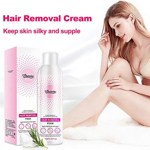 Hair Removal Cream, Anself Shumeier Painless Hair Removing Depilatory Cream Model: Anself