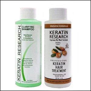 Complex Brazilian Keratin Hair Blowout Treatment Professional Results Straighten and Smooths Hair 120ml Queratina Keratina Brasilera Tratamiento