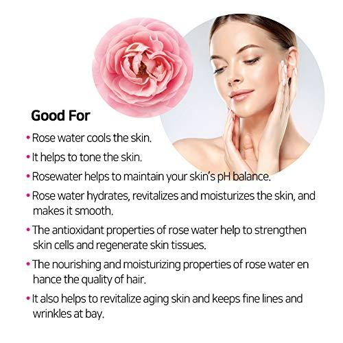 PUREFORET 92% ROSE OTTO SOOTHING GEL Overnight Gel Face Mask Model: PUREFORET