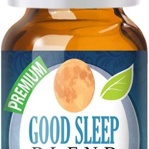 Good Sleep Blend Essential Oil - 100% Pure Therapeutic Grade Good Sleep Blend Oil - 10ml