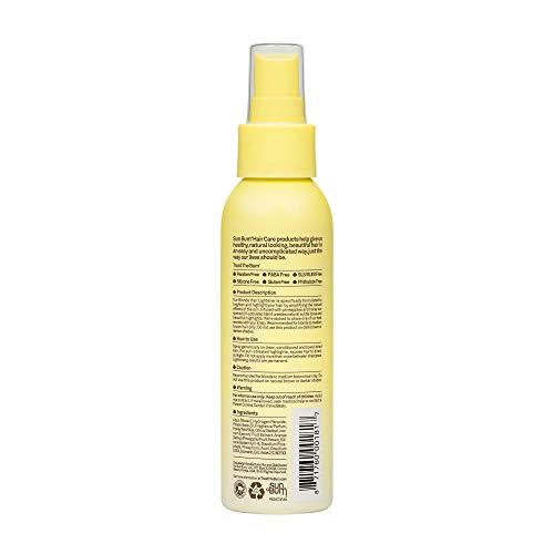Sun Bum Blonde Formula Hair Lightener, 4 oz Spray Bottle, 1 Count Launch Date: 2017-02-03T00:00:01Z