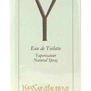 Y by Yves Saint Laurent Eau De Toilette Spray 3.4 oz for Women