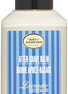 The Art of Shaving After Shave Balm, Lavender, 3.3 Fl Oz