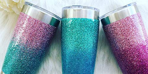 MAX Glitter - Premium Extra Fine Powder Glitter MAX Glitter - Premium Extra Fine Powder Glitter (0.008) | Solvent/UV Resistant Polyester Glitter | for Crafts, Slime, Lure Making and Epoxy | Cosmetic Grade (Violet, 2oz. Jar).