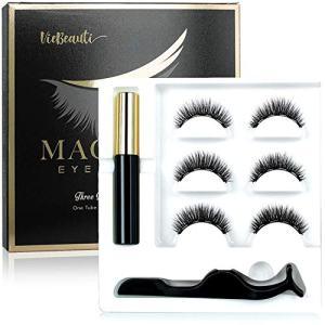 Viebeauti Magnetic Eyeliner and Eyelashes