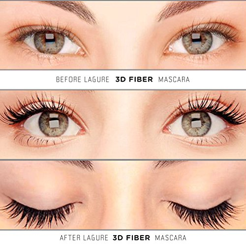 400x Silk Fiber Lash Mascara - Best for Thickening and Lengthening Eyelashes 400x Silk Fiber Lash Mascara - Best for Thickening & Lengthening Eyelashes - Premium Quality, Last All Day, Waterproof, Smudge proof, Hypoallergenic - Includes Carry Case.