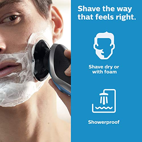 Philips Norelco Shaver 8900 Rechargeable Wet/Dry Electric Shaver Launch Date: 2016-05-13T00:00:01Z