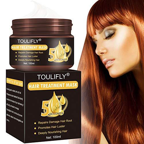 Magical Hair Trement Mask,Advanced Molecular Hair Root Treatment,Deep Conditioning Hair Mask Treatment, Magical Hair Mask Restore for Dry and Damaged Hair