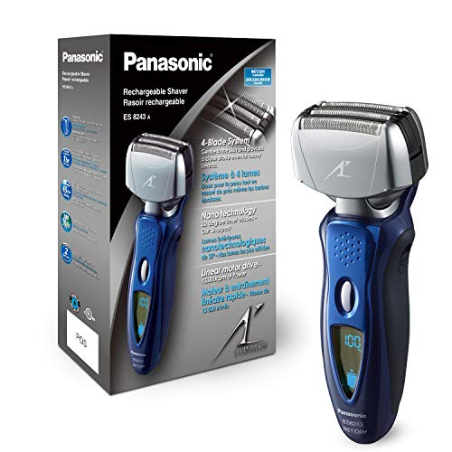 Panasonic Arc4 Electric Razor for Men with Pop-Up Beard Trimmer Launch Date: 2019-08-01T00:00:01Z