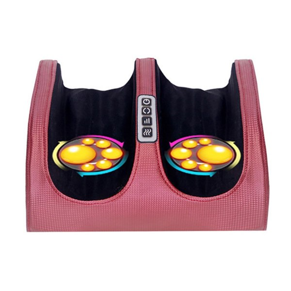 6-in-1 Electric Foot Massager Calf Leg Air Compression Massage Machine Foot