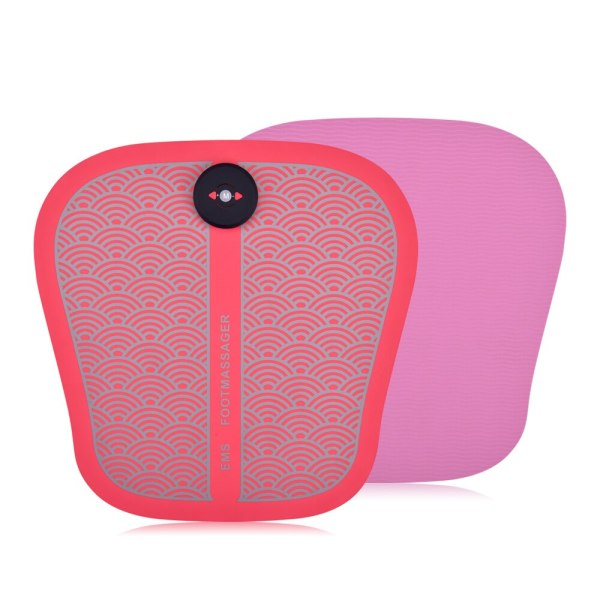 Rechargeable USB EMS Foot Massage Mat ABS Physiotherapy Foldable