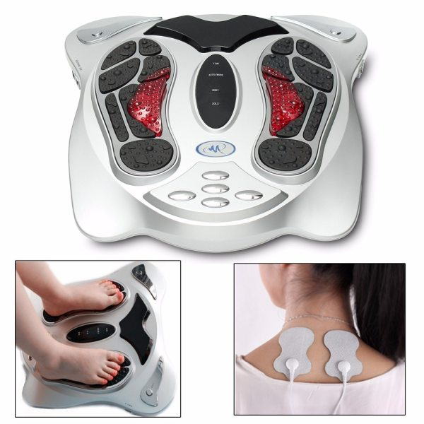 Electronic Foot Massager Far Infrared Heating Acupuncture Points