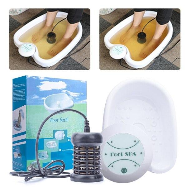 Detox Foot Spa Foot Bath Detox Device Foot Massage