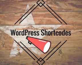 Wordpress Shortcodes Lux