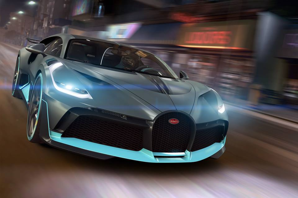 Bugatti CSR2